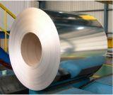 La feuille PPGI de toiture de tôle a enduit la bobine d'une première couche de peinture en acier galvanisée