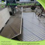 madeira compensada Shuttering enfrentada de 1220X2440X15mm película impermeável em Linyi