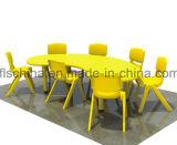 متحمّل [إك-فريندلي] بلاستيكيّة [أدجوستبل] طاولة لأنّ تلميذ في الابتدائي