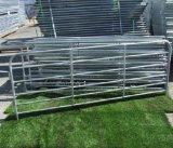 Панель скотин американца 5FT*12FT стальная/панель ярда лошади