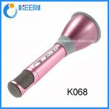Microphone tenu dans la main plus vendu bon marché en gros K068 de Bluetooth