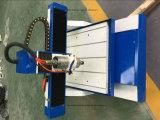 Mini machine portative de travail du bois de commande numérique par ordinateur d'appareil de bureau