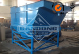 Flocculator Dewatering Machine Inclined Tube Thickener da vendere