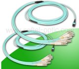 2014 New Arrival Om3 MPO-LC Patch Cord