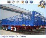 De hete Staak van de tri-As van de Verkoop/Aanhangwagen van de Vrachtwagen van de Omheining de Semi