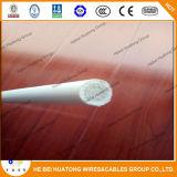 Tipo de alumínio cabo 2AWG do UL do fio do edifício de Xhhw XLPE
