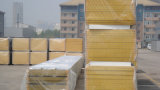 Украшение Material Rockwool/Glass Wool Sandwich Panel для Prefab House