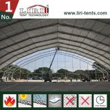barraca enorme do polígono da largura de 50m para o evento de comércio da exposição enorme