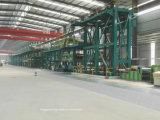 Ligne de matériel de bobines d'acier et d'aluminium d'impression