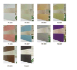 Gut-Verkäufe Ultraviolett-Beweis venetianische Rollen-Fenster-Vorhänge
