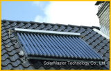새로운 디자인 열파이프 압력 태양열 수집기 (EN12975)