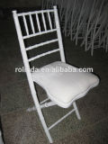 RentalおよびHotelのための結婚式Folding Chiavari Chair