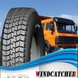 Pneu radial commercial 245/70r17.5 de camion avec la marque de Doupro de conformité de POINT