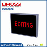 "Sinal iluminado método da porta do diodo emissor de luz Sw+AVB "" que edita "" o sinal"