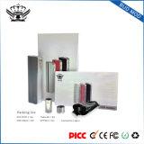 Negro modificado para requisitos particulares del color/hebra/batería rosada del vapor de la Mod del rectángulo del oro 390mAh para los atomizadores de 510 series