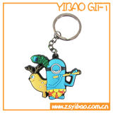 Promotional Items (YB-k-004)のための高品質PVC Keychain