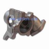Kundenspezifisches Eisen-/Edelstahl-/Aluminiumsand-Gussteil