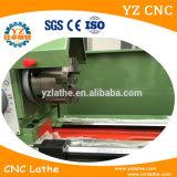 Metal de Ca6161 2000mm que corta o torno manual da Abertura-Base