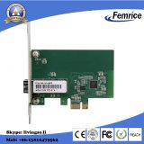 fibra 1g ao cartão Desktop do LAN da rede