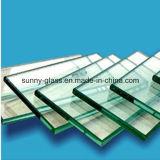 el panel del vidrio de flotador del claro de 3m m con buen precio