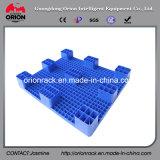 Di tipo pallet di Dmension di memoria standard del magazzino nove piedi piani della plastica