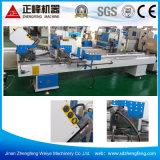Двойная митра увидела для алюминиевого автомата для резки вырезывания и профиля PVC