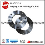 JISの炭素鋼5kのスリップオンの溶接の鋼管のフランジ