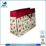 Vif et grand dans le sac de papier de type pour le cadeau