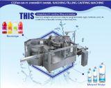 Riga imbottigliante della macchina imballatrice dell'acqua automatica