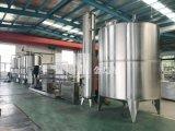 Voller automatischer Wasser-Saft kohlensäurehaltigen Getränk-Füllmaschine-Produktionszweig beenden