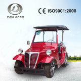 4つのシートのGlegantの電気自動車のスマートなカートの容易な運転のゴルフカート