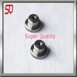 Pezzi meccanici di alluminio del tornio di CNC di precisione su ordinazione