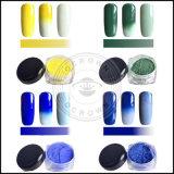 Descolorido termocrómico para colorear el pigmento sensible irreversible del arte del clavo