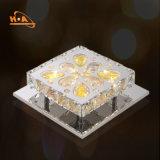 Lampadari a bracci di Guangzhou del soffitto del LED montati alto potere di cristallo