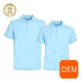 Le polo fait sur commande vêtx l'impression de T-shirt d'hommes