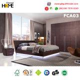 [هيغقوليتي] سرير أنيق حديثة خشبيّة لأنّ غرفة نوم ([فك03])