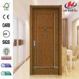 Le cerniere Plain il portello di legno interno d'acciaio del PVC (JHK-P01)