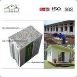 Vida confortável modular 3bathroom, cozinha, luxo de dobramento barato pré-fabricado do recipiente