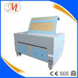 Máquina de corte e gravação de laser para produtos de couro (JM-1080H-CCD)