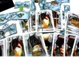 Parti promozionali personalizzate del gioco da tavolo delle schede di gioco