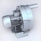 Ventilador de ar elétrico de alta pressão do estágio dobro para a lagoa de peixes
