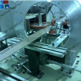 Machine en bois d'extrusion d'abat-jour d'obturateur de guichet de regard