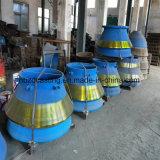 Relaible Qualitätshohe Maganese konkave und Umhang-Kegel-Zerkleinerungsmaschine-Stahlteile