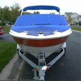Tampa resistente do barco do Watercraft do poliéster da água