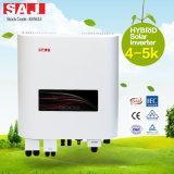 Инвертор 5kw гибридной включеный-выключеной решетки Built-in MPPT SAJ солнечный