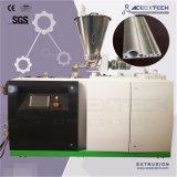 압출기 내미는 생산 기계를 만드는 플라스틱 PVC PE PP WPC 목제 플라스틱 합성 Windows 또는 Decking 또는 천장 또는 베이스 보드 또는 콘크리트 또는 건물 단면도 밀어남