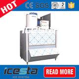 Flocken-Eis-Maschine mit Eisspeicher-Sortierfach 1ton/Day