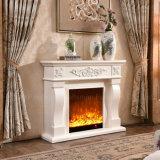 يشعل أبيض بسيطة [إيوروبن] [لد] تدفئة كهربائيّة موقد فندق أثاث لازم (324)