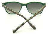 Dos óculos de sol clássicos do acetato da forma de Fqa161305 Hotsale boa qualidade Sunglass