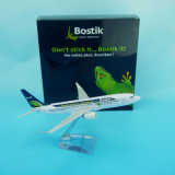 Het Model van het Vliegtuig van het Metaal van Bostik B737-800 1/200 19cm als Van het Bedrijfs lijnvliegtuig Gift
